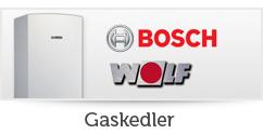 Gaskedler